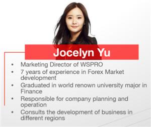 WAIFX Jocelyn Yu