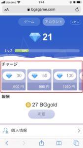 BGSゲーム2