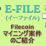 E-FILE 案件紹介