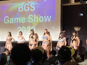 BGS 水着ショー