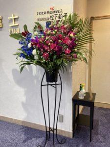 BGSオーナー総会 お花1