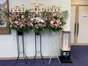 BGSオーナー総会 お花2