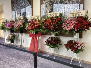 BGSオーナー総会 お花3