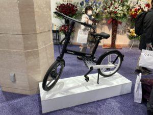 BGSオーナー総会 自転車